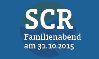 Einladung Familienabend 2015