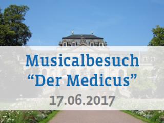 """Musical """"Der Medicus"""" in Fulda"""