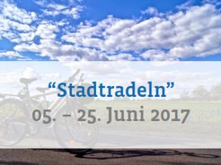 """""""Stadtradeln"""" 2017"""