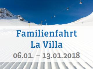 Familienfahrt La Villa