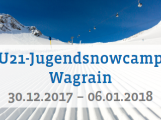 U21-Jugendsnowcamp Wagrain