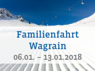 Familienfahrt Wagrain