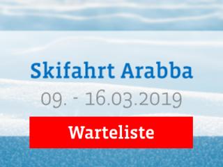 Skifahrt nach Arabba