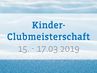 Neu im Programm: Wochenendfahrt mit Kinderclubmeisterschaften in den bayerischen Alpen