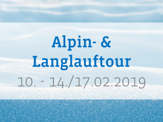 Alpin & Langlauftour ins Ridnauntal