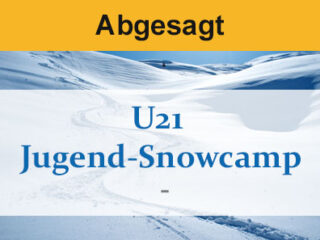 U21 Jugend-Snowcamp