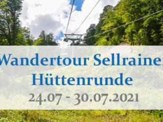 Alpen Wanderung – Sellrainer Hüttenrunde